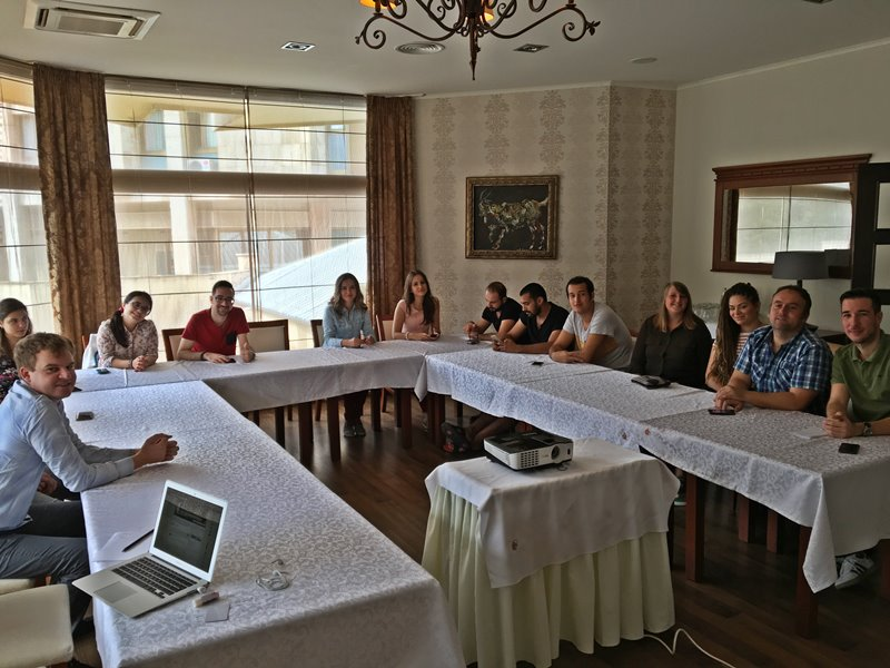 Workshop Small enterprise, big succes is completed